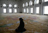 muslimah-in-mosque