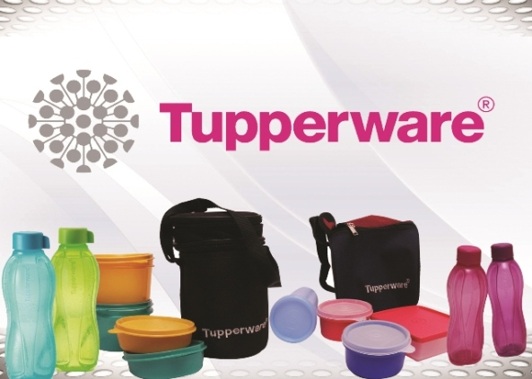 Tupperware Home Fair